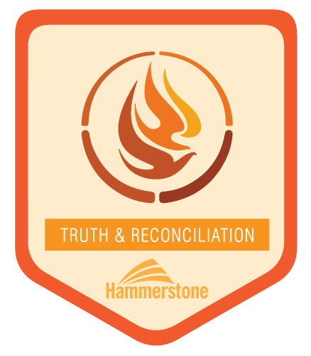 Truth and Reconciliation Badge